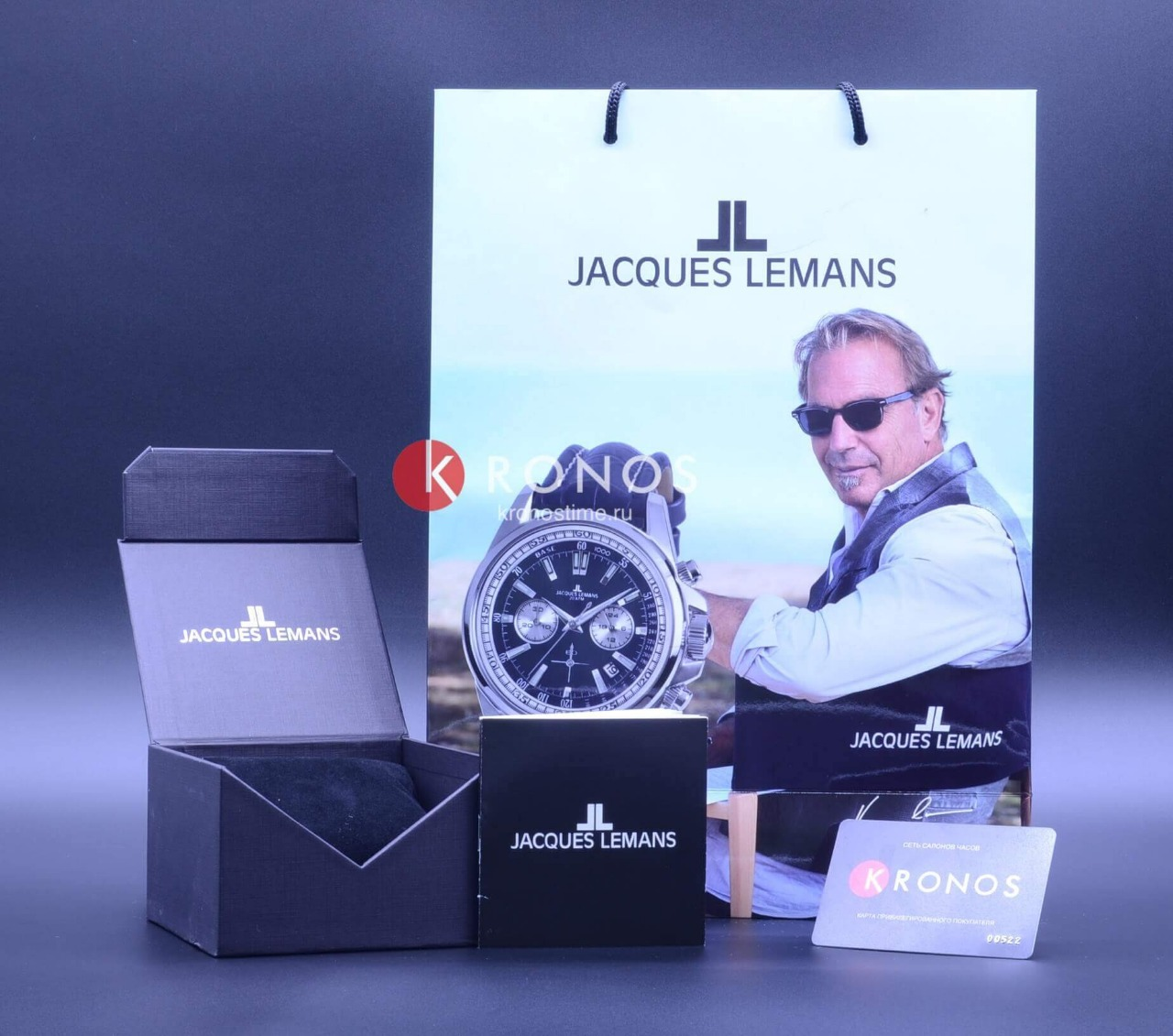 Часы Jacques Lemans 1-1830K